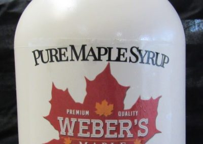 Maple Syrup,